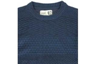 Pullover Girocollo-Dettaglio