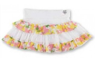 Skirt with Ruffles 35997