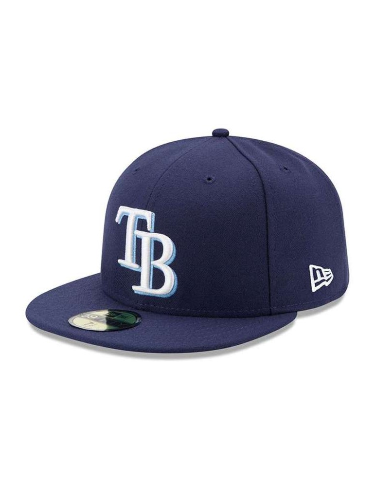 NEW ERA Tampa Bay Rays Game Team Structured 59FIFTY