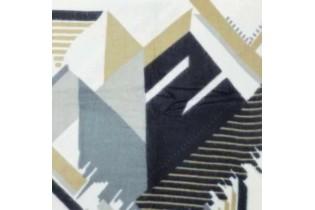 Scialle geometrico-blk 140x140