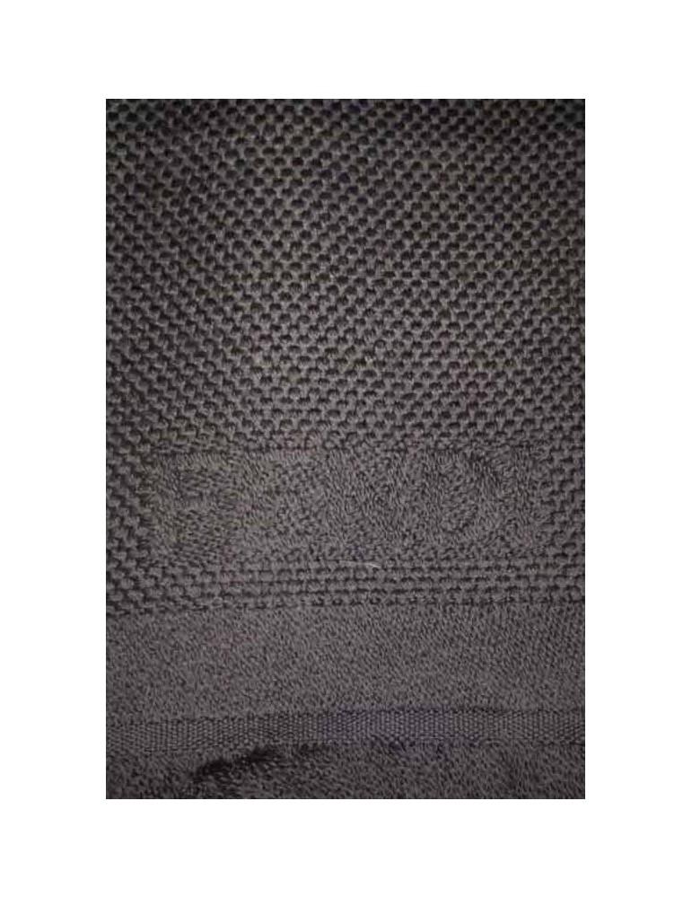 Sciarpa-Fendi-35x160-nido-d'ape-di-lana-nera-dettaglio-ricamo