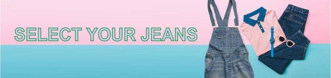 Jeans & Salopette